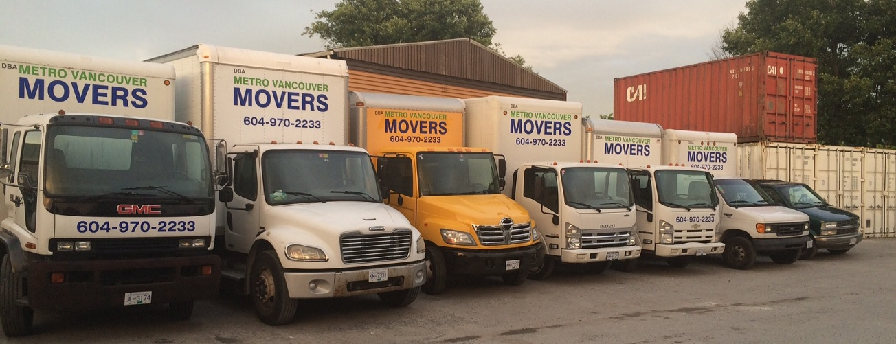 vancouver movers; one of the best vancouver moving companies