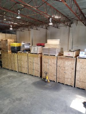 Rent Storage Lockers with Metro Vancouver Movers