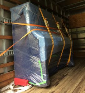 safe and secure piano moving